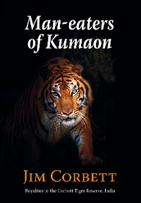 Cover Man-eaters of Kumaon