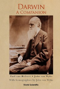 Cover Darwin: A Companion - With Iconographies By John Van Wyhe