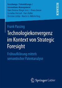 Cover Technologiekonvergenz im Kontext von Strategic Foresight