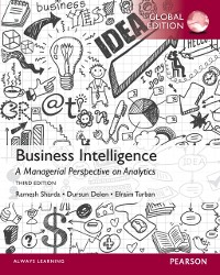 Cover Business Intelligence: A Managerial Perspective on Analytics, International Edition