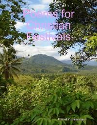 Cover Poems for Christian Festivals
