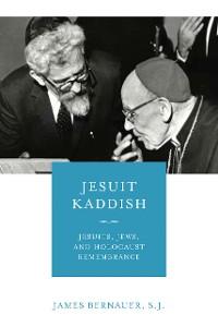 Cover Jesuit Kaddish