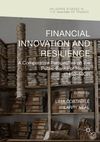 Cover Financial Innovation and Resilience
