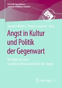 Cover Angst in Kultur und Politik der Gegenwart