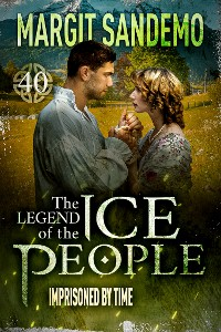 Cover The Ice People 40 - Imprisoned by time