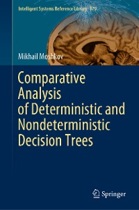 Cover Comparative Analysis of Deterministic and Nondeterministic Decision Trees