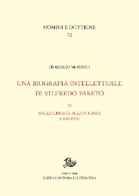 Cover Una biografia intellettuale di Vilfredo Pareto, III