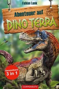 Cover Abenteuer auf Dino Terra - Sammelband 3 in 1