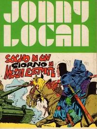 Cover Jonny Logan - Sogno di un giorno di mezza estate