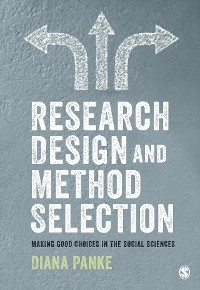 Cover Research Design & Method Selection