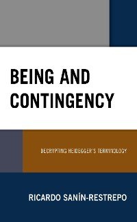 Cover Being and Contingency