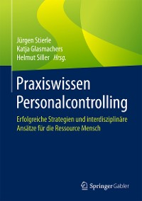 Cover Praxiswissen Personalcontrolling