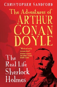 Cover The Man who Would be Sherlock
