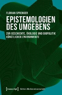 Cover Epistemologien des Umgebens
