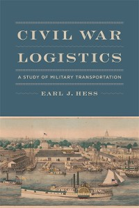 Cover Civil War Logistics