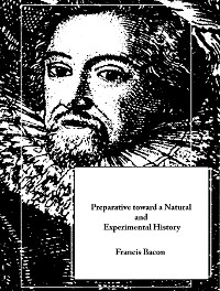 Cover Preparative toward a Natural and Experimental History