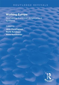 Cover Working Europe