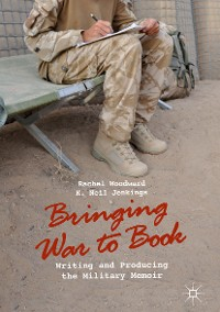 Cover Bringing War to Book