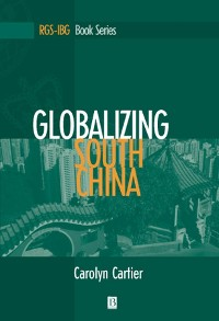 Cover Globalizing South China