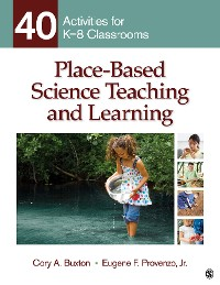 Cover Place-Based Science Teaching and Learning