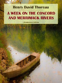 Cover A Week on the Concord and Merrimack Rivers