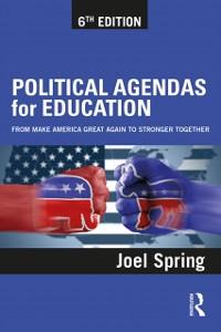 Cover Political Agendas for Education