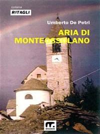 Cover Aria di Monteossolano