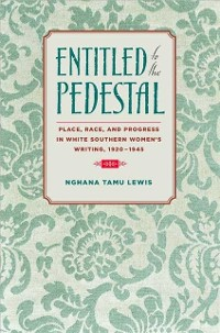 Cover Entitled to the Pedestal