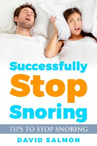 Cover Successfully Stop Snoring