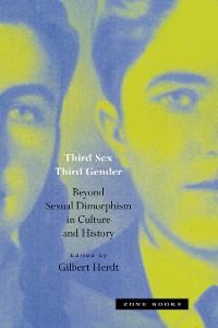 Cover Third Sex, Third Gender