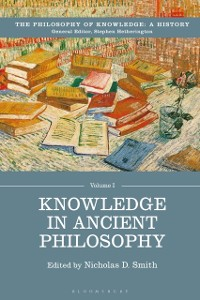 Cover Knowledge in Ancient Philosophy