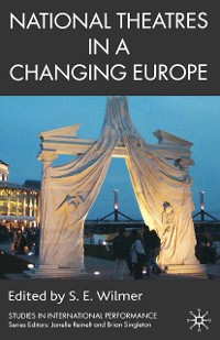 Cover National Theatres in a Changing Europe