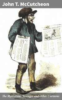 Cover The Mysterious Stranger and Other Cartoons