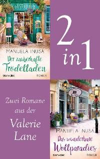 Cover Valerie Lane - Der zauberhafte Trödelladen / Das wunderbare Wollparadies