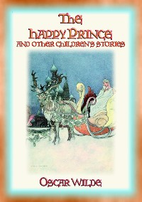 Cover THE HAPPY PRINCE AND OTHER STORIES - A unique book by Oscar Wilde