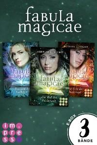 Cover Fabula Magicae: Alle Bände der Reihe in einer E-Box!