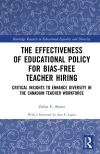 Cover Effectiveness of Educational Policy for Bias-Free Teacher Hiring