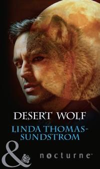 Cover Desert Wolf (Mills & Boon Nocturne)