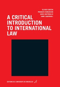 Cover A critical introduction to international law