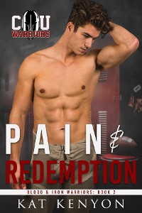 Cover Pain and Redemption