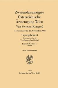 Cover Zweiundzwanzigste Osterreichische Arztetagung Wien