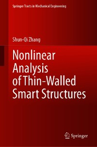 Cover Nonlinear Analysis of Thin-Walled Smart Structures