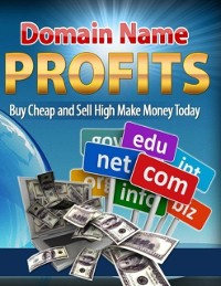 Cover Domain Name Profits - Buy Cheap and Sell High Make Money Today