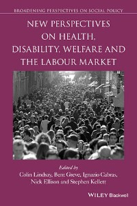 Cover New Perspectives on Health, Disability, Welfare and the Labour Market