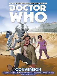 Cover Doctor Who: The Eleventh Doctor, Year One (2014), Volume 3