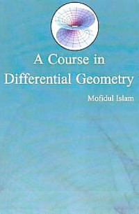 Cover A Course In Differential Geometry