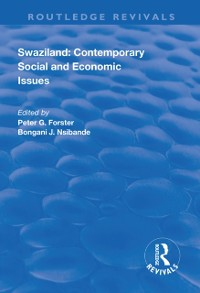 Cover Swaziland: Contemporary Social and Economic Issues