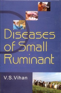 Cover Diseases of Small Ruminant