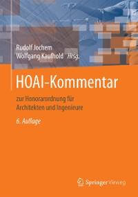 Cover HOAI-Kommentar
