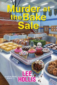 Cover Murder at the Bake Sale